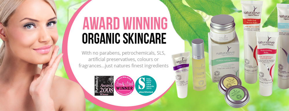 natural eve skincare products